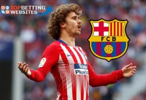 Antoine Griezmann might be looking at a transfer to Barcelona