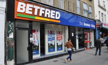 Betting shops are widespread in the UK