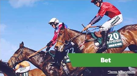 sports betting markets horse racing