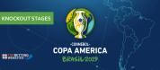 Copa America 2019 quarter finals.