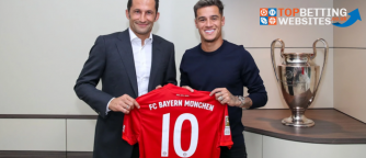 Barcelona's midfielder Philippe Coutinho joins Bayern Munich