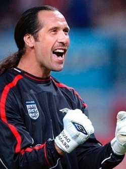 Seaman was most famous for his stint at Arsenal where he made 405 appearances