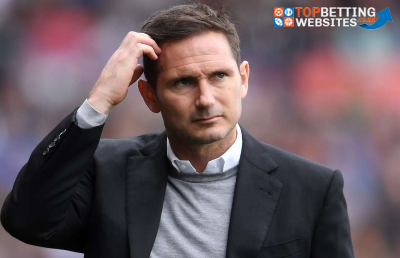 Frank Lampard might be Chelsea's new manager.
