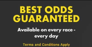 Sport specific promotions - best odds guaranteed