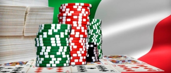 Italy sets online casino revenues record