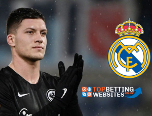Jovic joins Real Madrid