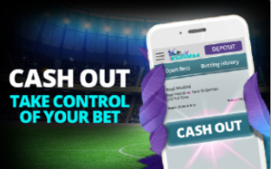 Karamba sport has an exquisite cash out feature.