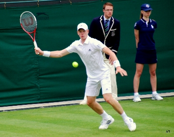 Kyle Edmund is currently ranked 14th and he is undoubtedly Britain's brightest prospect at the moment