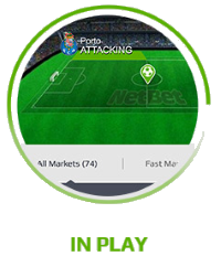 Enjoy live betting at Netbet