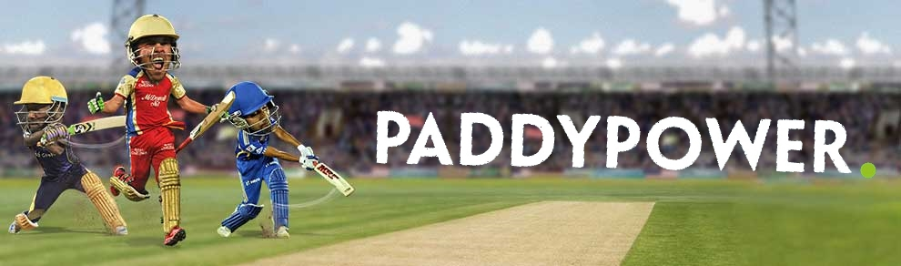 Paddy Power offers one of the best cricket betting experience.