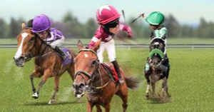 To watch the live streaming on the horse racing you will need to have placed a bet