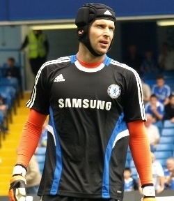Čech was a part of one of the most formidable defences in Europe