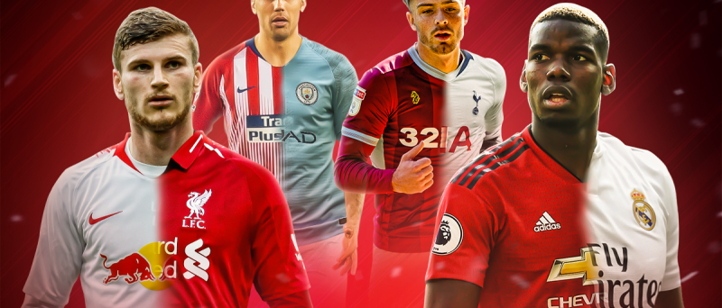 Learn the latest news around the 2019 Summer Transfer Window