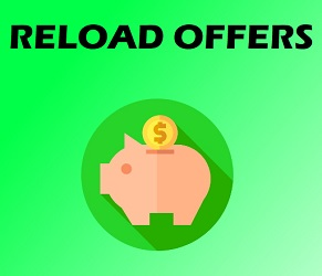 Matched betting reload offers