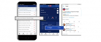 Skybet and Bet365 introduce Perform's data feed for in-play betting