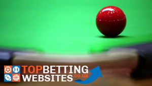The best snooker betting odds