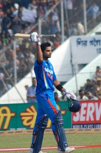 Virat Kohli won the Sir Garfield Sobers Trophy for ICC Cricketer of the Year