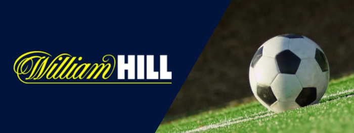 William Hill is perfect for football betting.